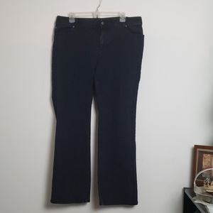 Chico's dark denim jeans 2